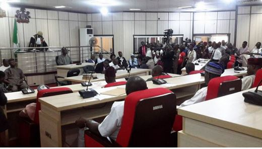 Spate of defections hit Oyo House of Assembly
