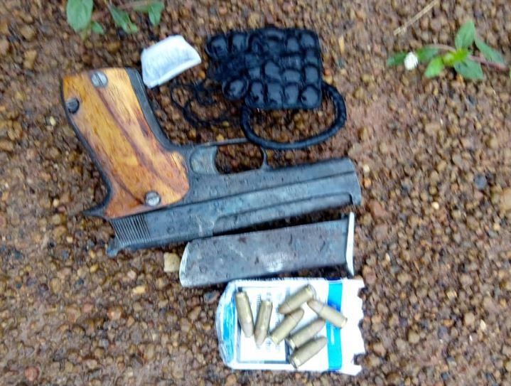 Taraba Police command gun down three robbers