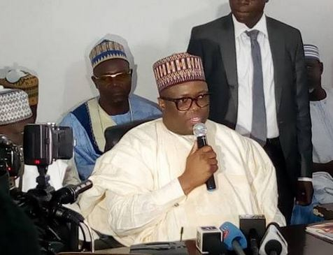 2 aspirants withdraw from Adamawa guber contest for Buhari in-law