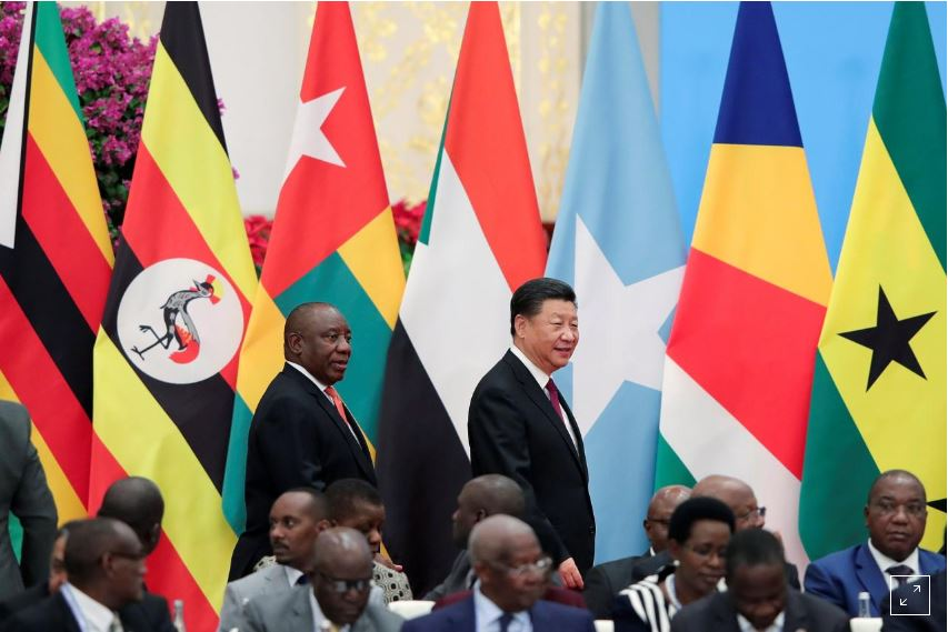 We are helping Africa develop, not accumulate debt – Chinese Envoy