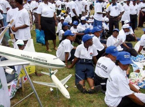 President Buhari approves 22 billion to Nigerian airways retirees