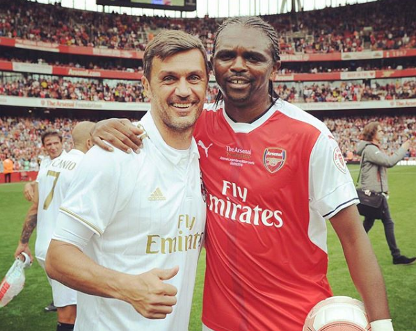 Charity match: Kanu to play in London with other football legends