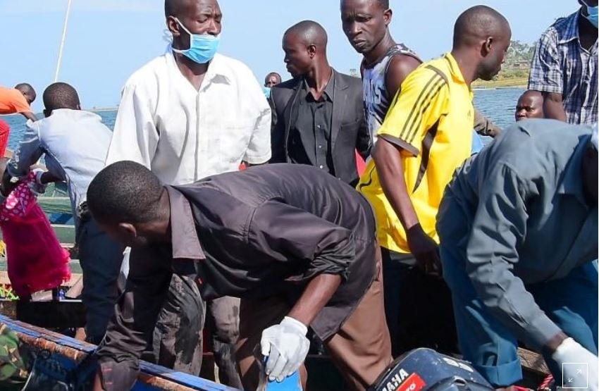 Survivor pulled from capsized Tanzanian ferry as death toll reaches 218