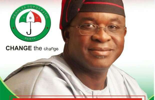 David Mark joins PDP presidential train