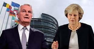 British PM, May's future questioned as Barnier rules out Chequers Brexit plan