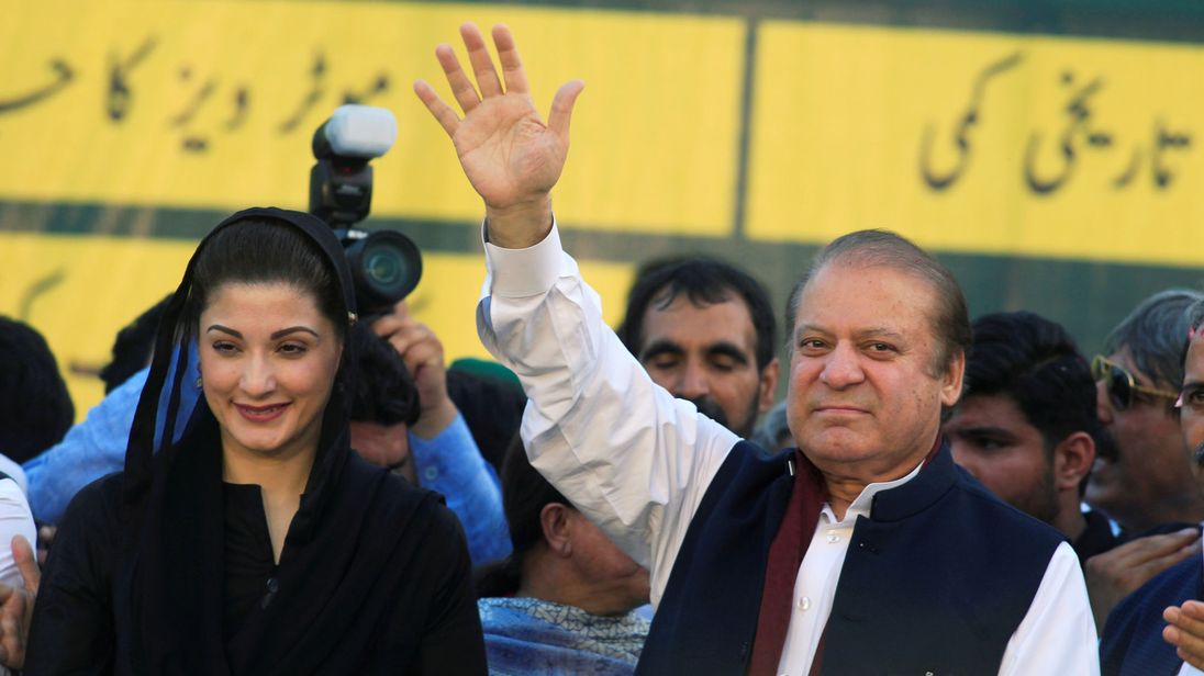 Ousted Pakistan PM, Nawaz Sharif freed from jail on court orders