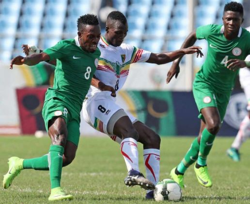 Nigeria to play Ghana in Africa U17 championship qualification on Saturday