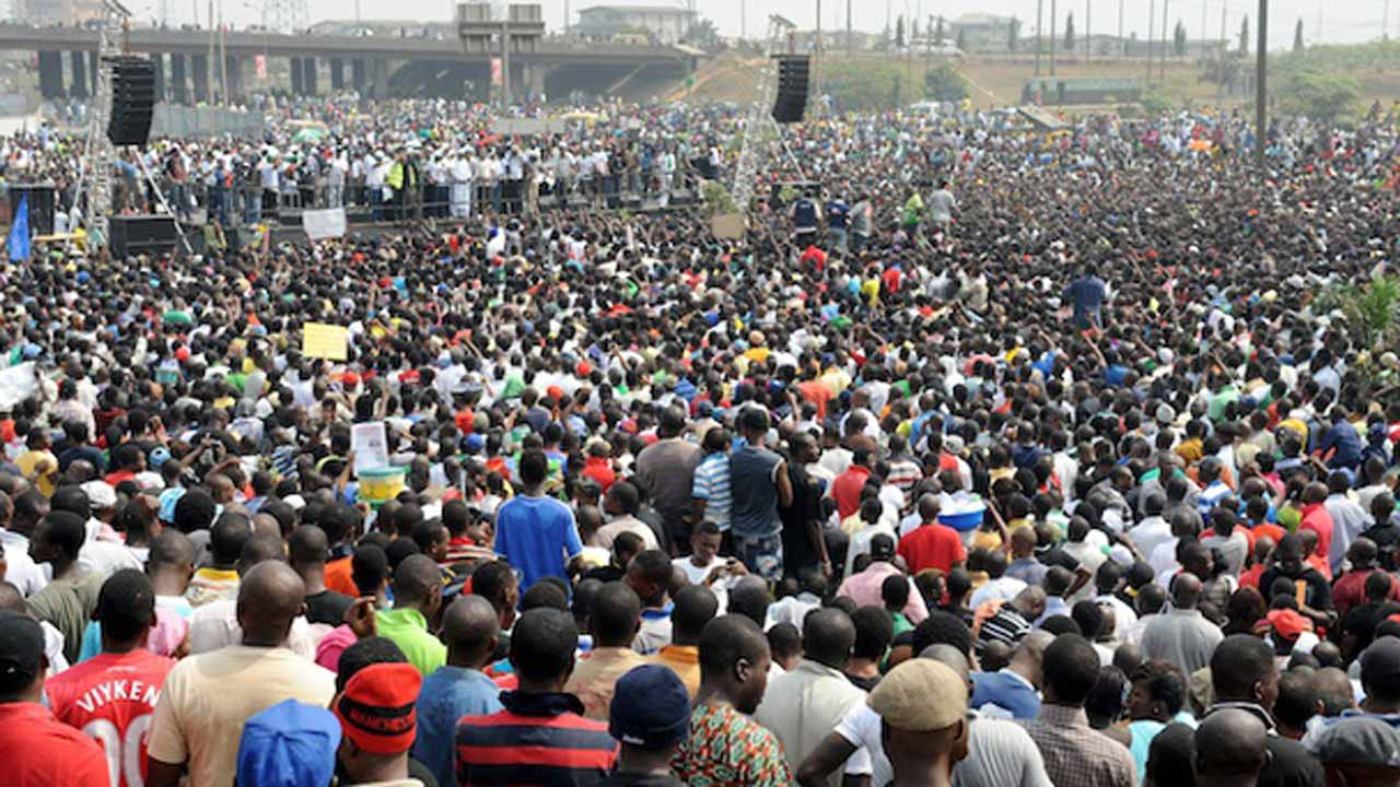 Experts express concerns over Nigeria's growing population