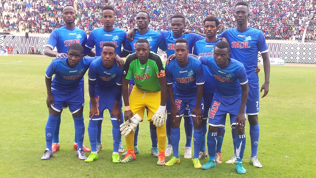 CAF confederation cup:Rayon Sports fire warning shots at Enyimba