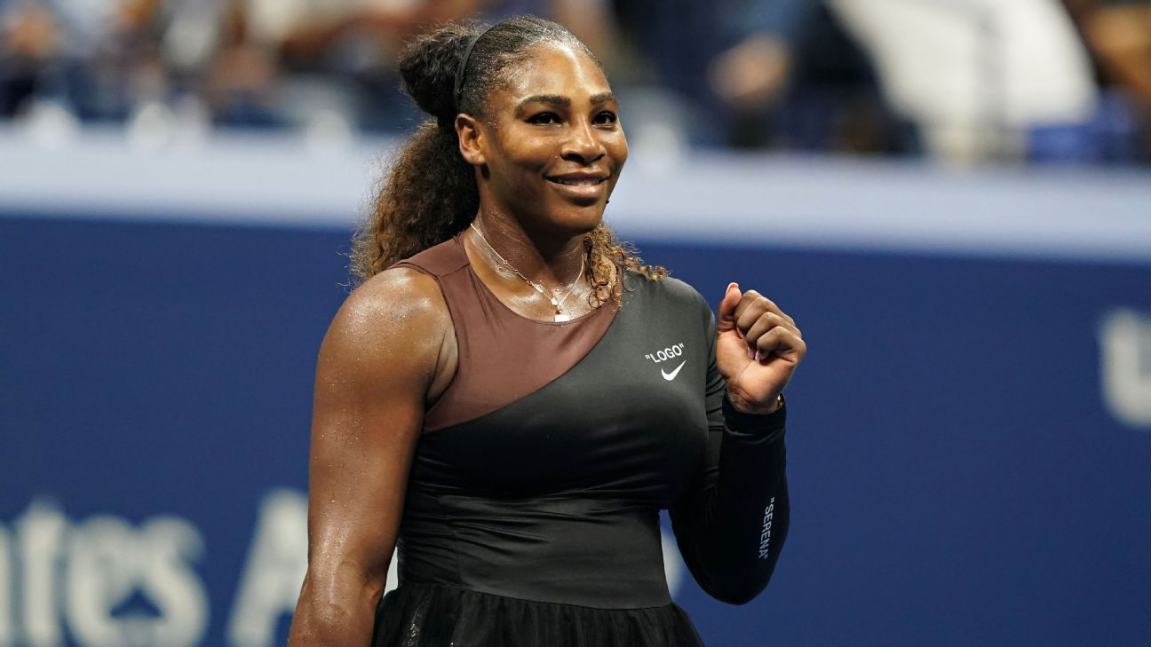 Serena ready to move on from U.S open final controversy