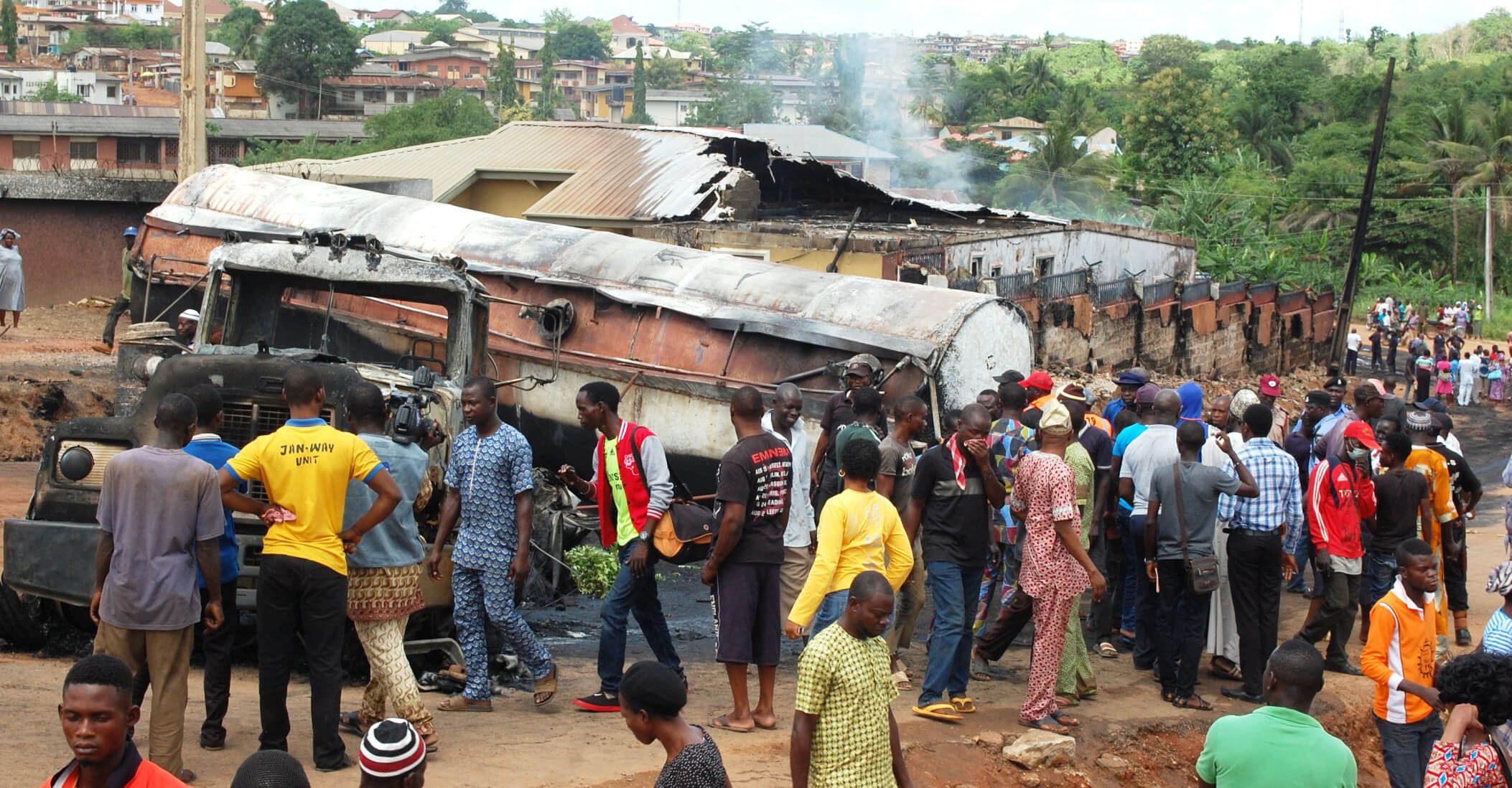 NNPC donates drugs to affected victims of Nassarawa tanker explosion