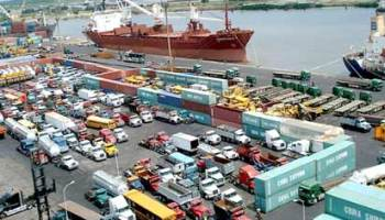 Tin-Can Port management commences construction of perimeter fence
