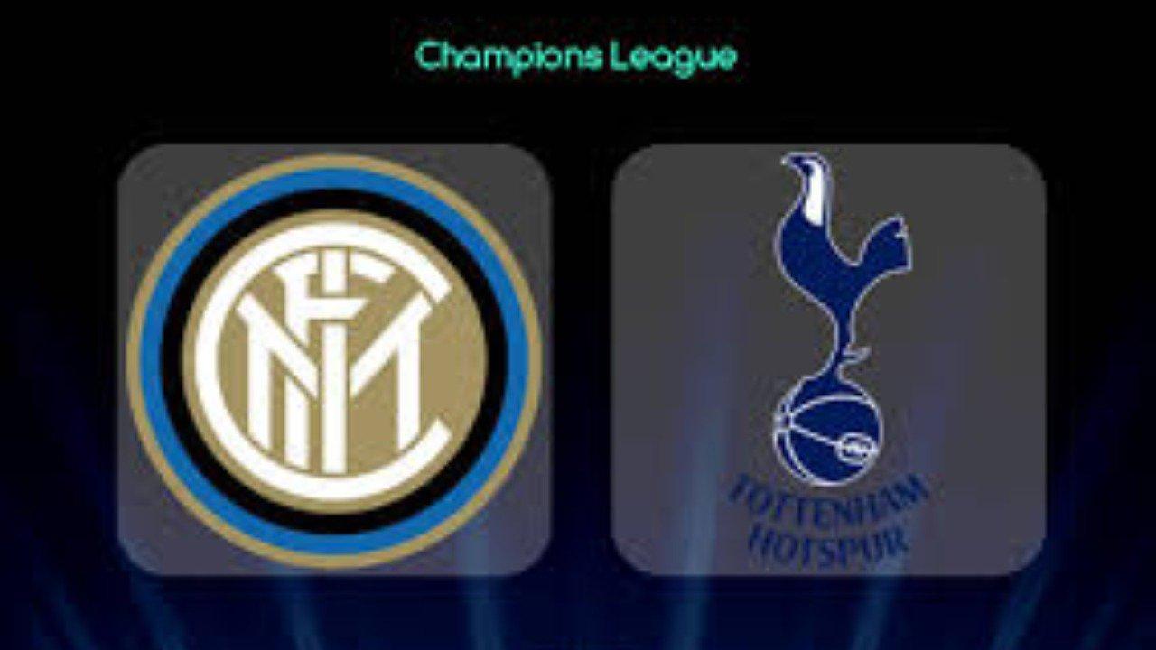 UEFA: Inter Milan score two late goals to stun spurs