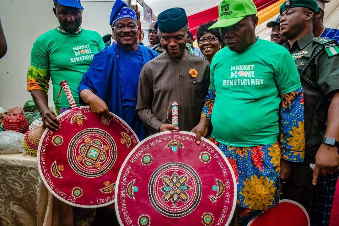 Federal Govt. takes trader moni initiative to Oyo state