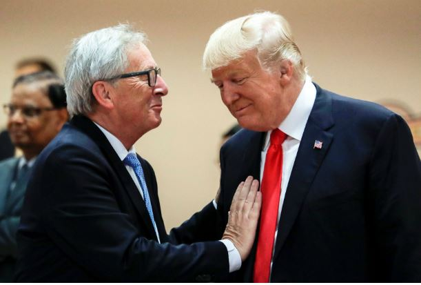 EU negotiators plan to make peace in current trade dispute with US
