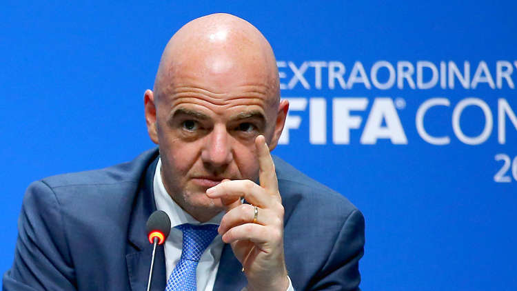 VAR the way forward – FIFA President