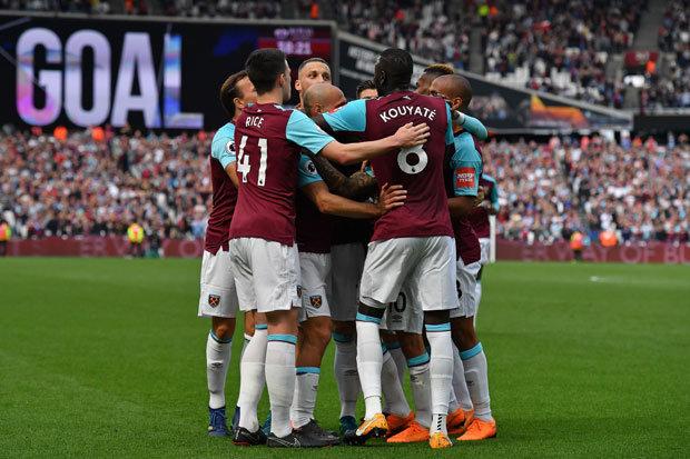 Premier league: West Ham beat Everton 3-1