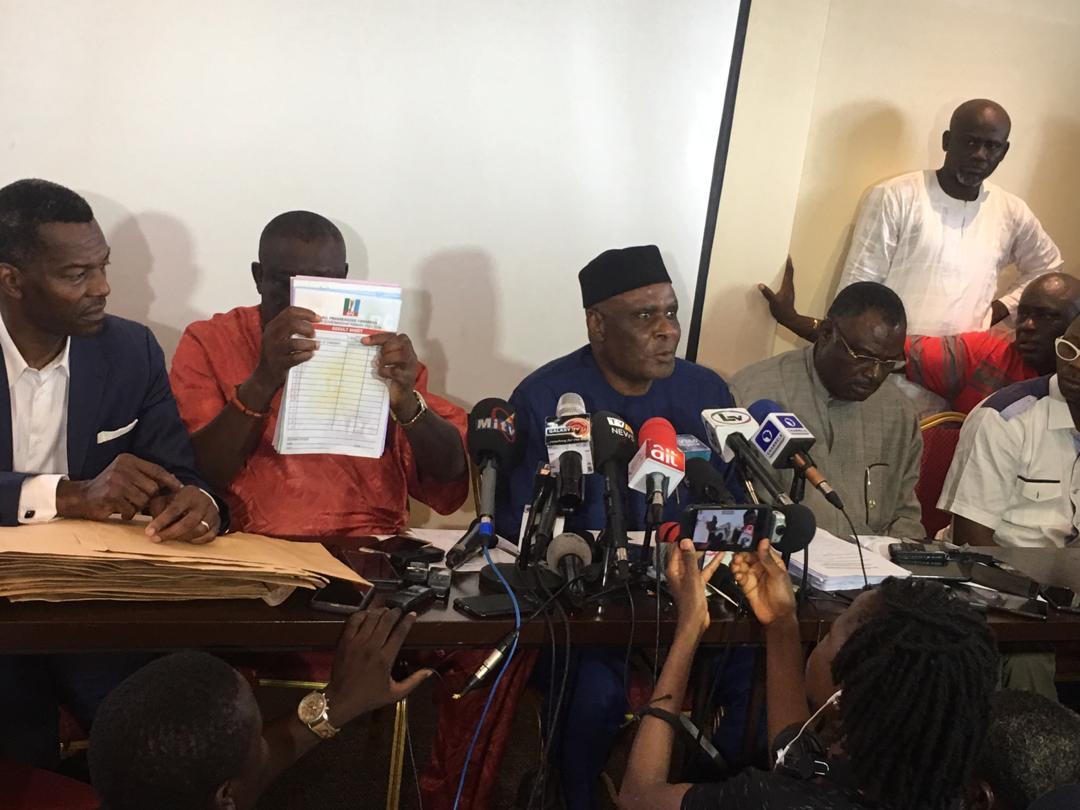 Lagos APC kicks as NWC cancels governorship primaries