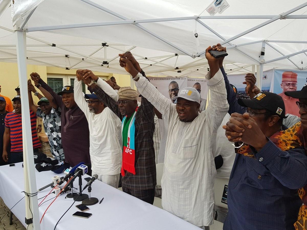 Lagos APC Reps caucus endorses Sanwo-Olu