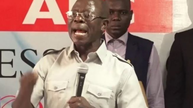 Governors did not gang up against me – Oshiomhole