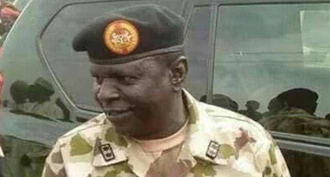 Missing General: Four wanted suspects report to the police