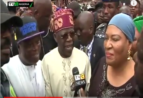 It's an insult to say there's rancour between me and Ambode – Tinubu
