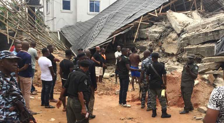 One person confirmed dead, nine rescued in Anambra building collapse