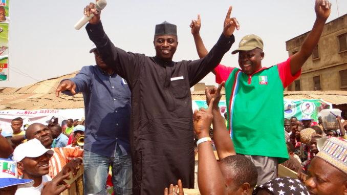 Abdulrazaq Atunwa emerges Kwara PDP guber candidate