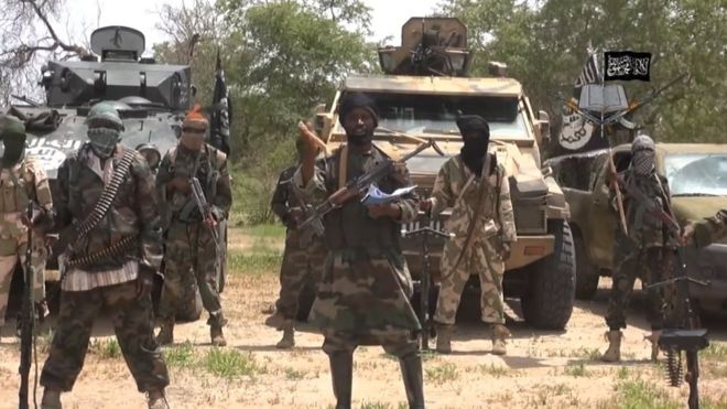 Army, civilian Joint Task force kill 5 Boko Haram terrorists