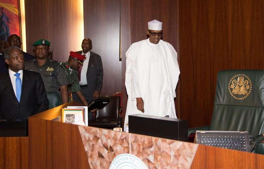 Buhari postpones FEC meeting
