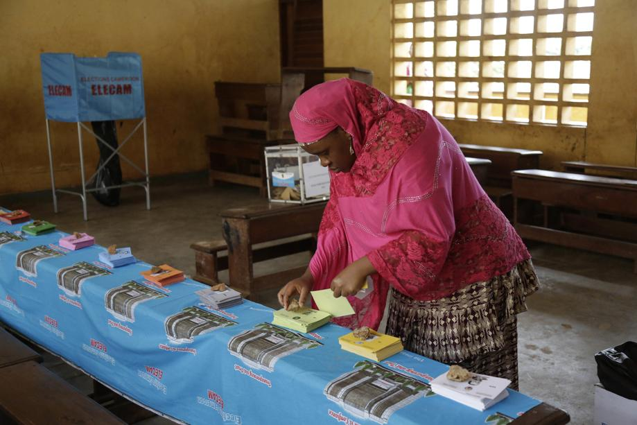 Presidential election: Voting ends, counting starts in Cameroon