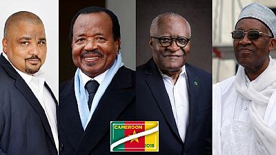 Cameroonians go to polls to elect new president