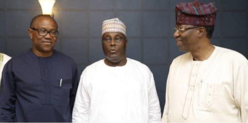 PDP presidential candidate, Atiku, picks Peter Obi as running mate