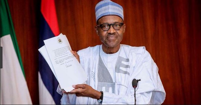The 50 men, women on Buhari's travel ban list