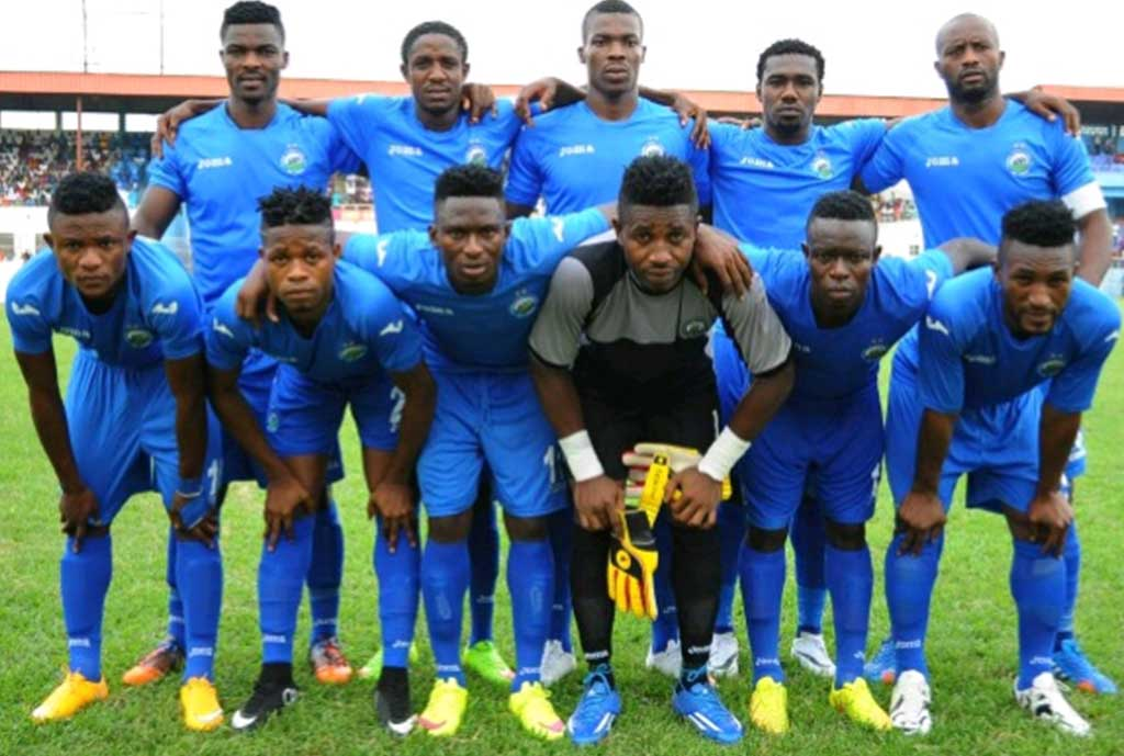 Enyimba coach confident of victory over Raja Casablanca in CAF semi finals