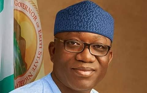 Administrative structuring: Fayemi swears in first set of appointees