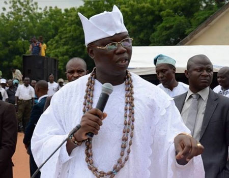 Gani Adams urges south-west governors to repair roads in the region