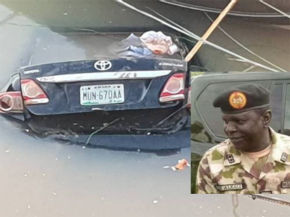 Missing General: Army confirms Alkali was killed, buried in shallow grave