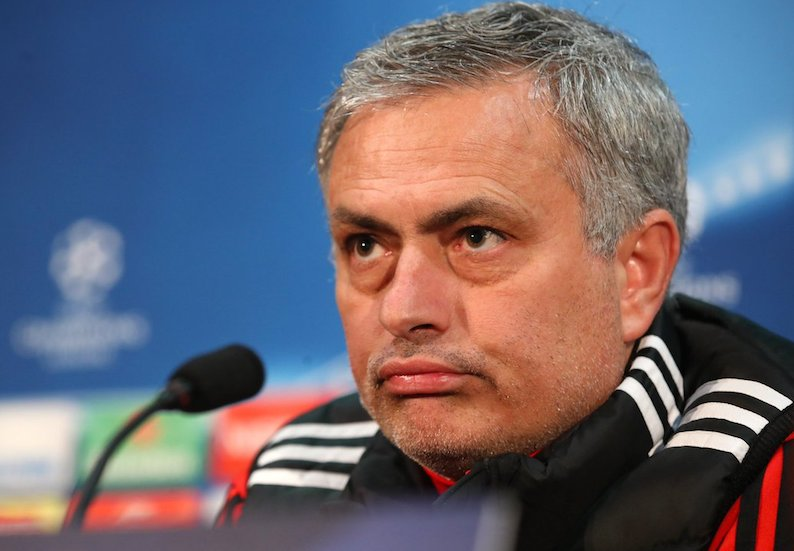 English FA charge Jose Mourinho over improper comments on Newcastle