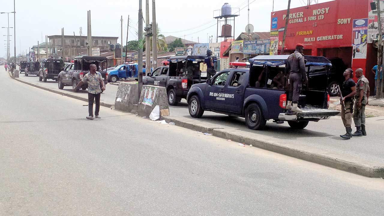 Kaduna curfew's compliance level high as arms takes over streets