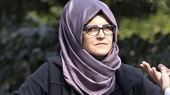 Jamal Khashoggi's fiancee declines Donald Trump's invite