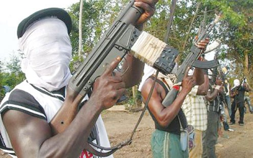 Gunmen kidnap six Catholic nuns in Delta