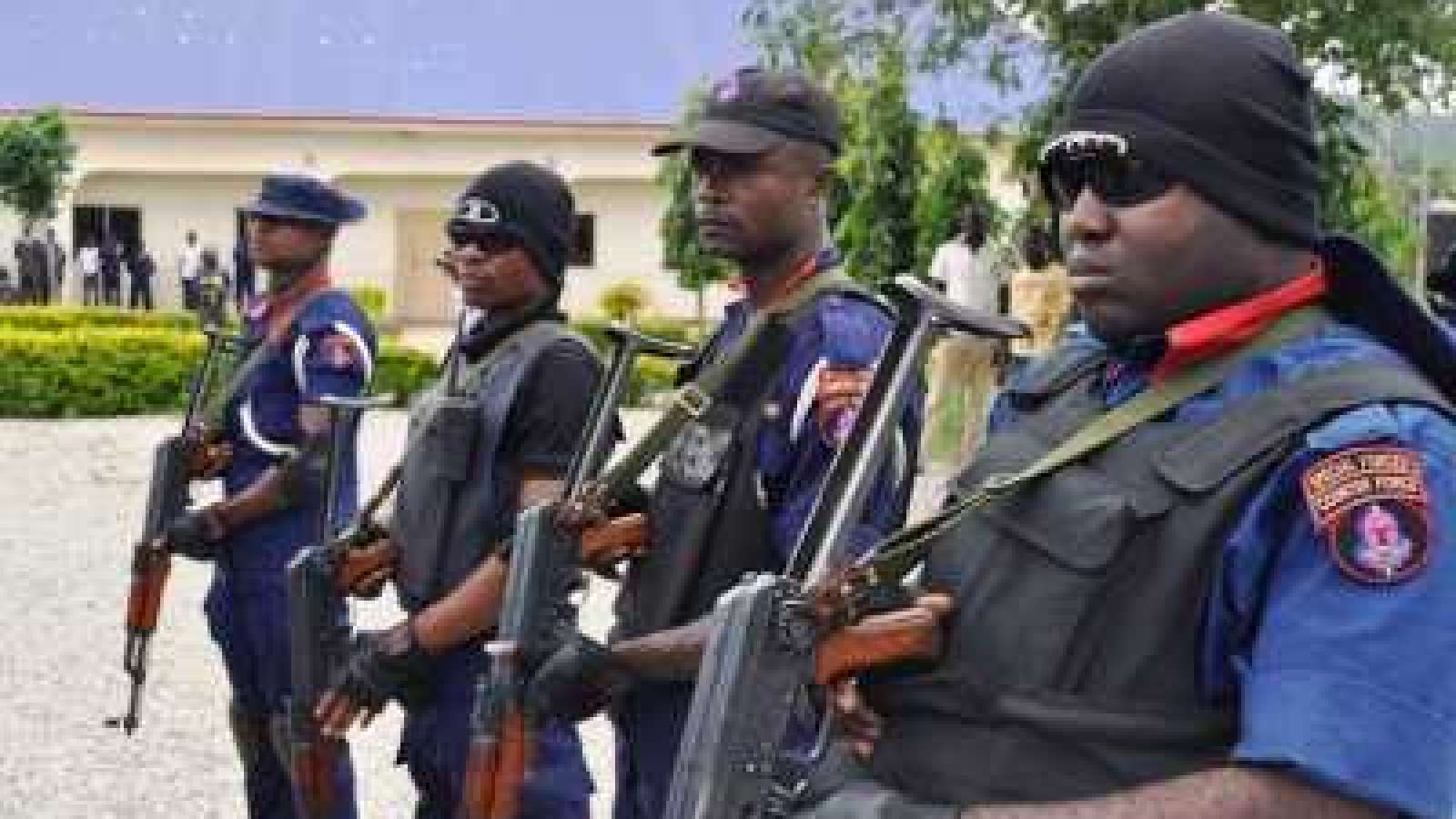 NSCDC arrests three night-time robbers in Ondo