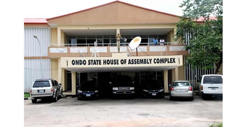 Ondo Assembly dissolves 16 LG Caretaker Committees