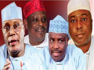 12 PDP Presidential aspirants get set for Saturday delegate-vote