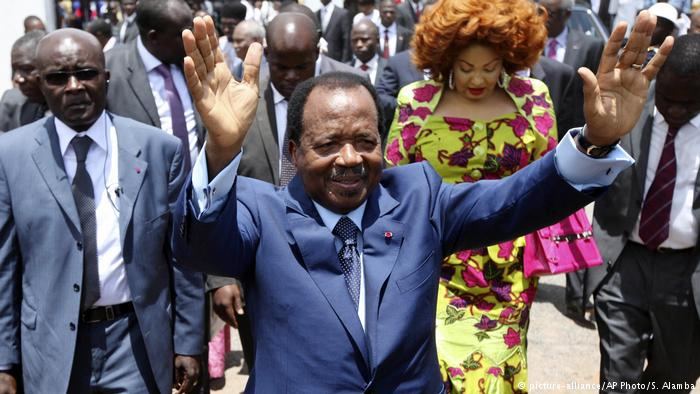 Paul Biya, 85 wins Cameroon's presidential election for 7th term