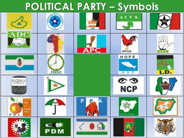79 paries submit names of presidential candidates to INEC