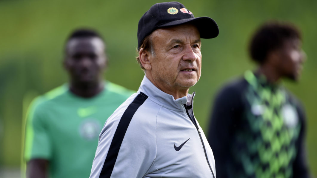 2019 AFCON qualifiers: super eagles coach, Rohr says team's focus is to remain unbeaten
