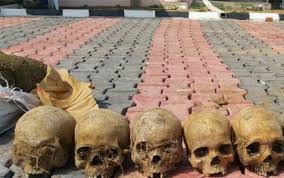 Couple, three others arrested with human skulls in Kwara