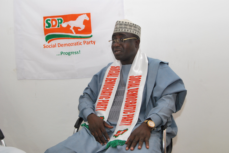 Sadiq Abubakar emerges SDP candidate in Sokoto